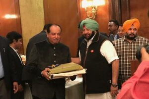 Punjab CM Capt Amarinder assures Punjabi diaspora to explore setting up special courts to speed up cases of NRI POs