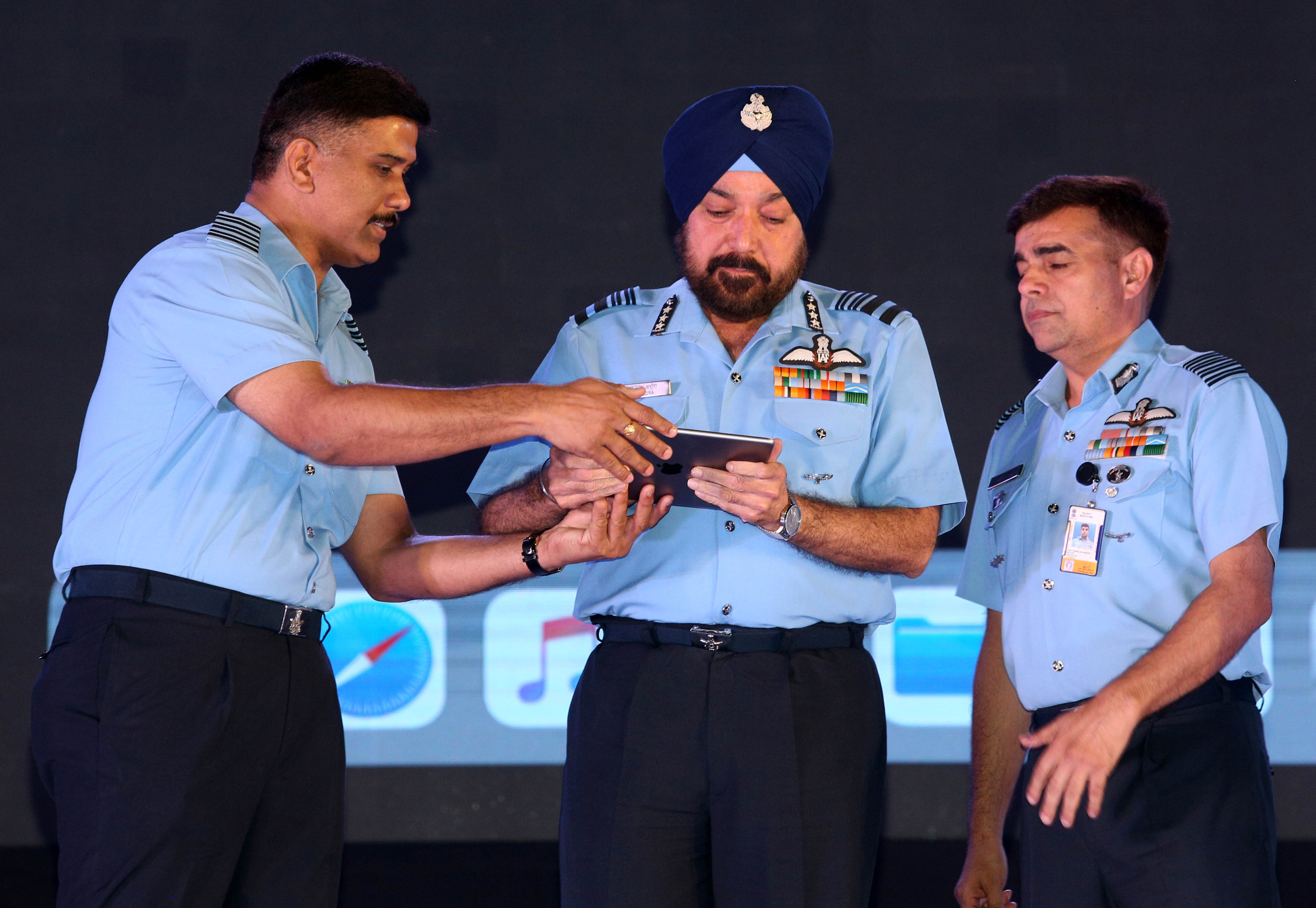 Vice Chief of the Air Staff Launches