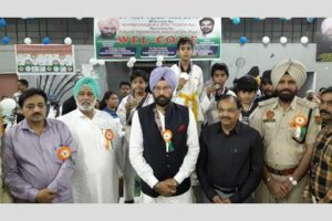 Taekwondo is an excellent art of self-defense, girls must learn: Rana Sodhi