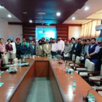 Workshop on Industrial and Business Development Policy organized in Moga