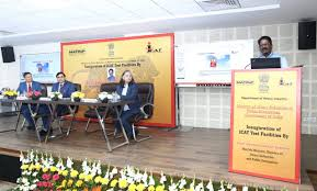 Heavy Industries & Public Enterprises Minister inaugurates new testing facilities at ICAT