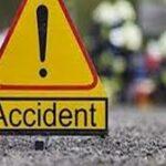 पांच बहनों का इकलौते भाई की सडक़ दुर्घटना में दर्दनाक मौत