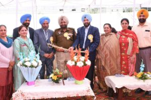 Inter-zonal segment of youth festival at Lyallpur Khalsa College 2 nd day result