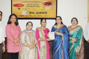 KMV Organizes Essay Writing Competition