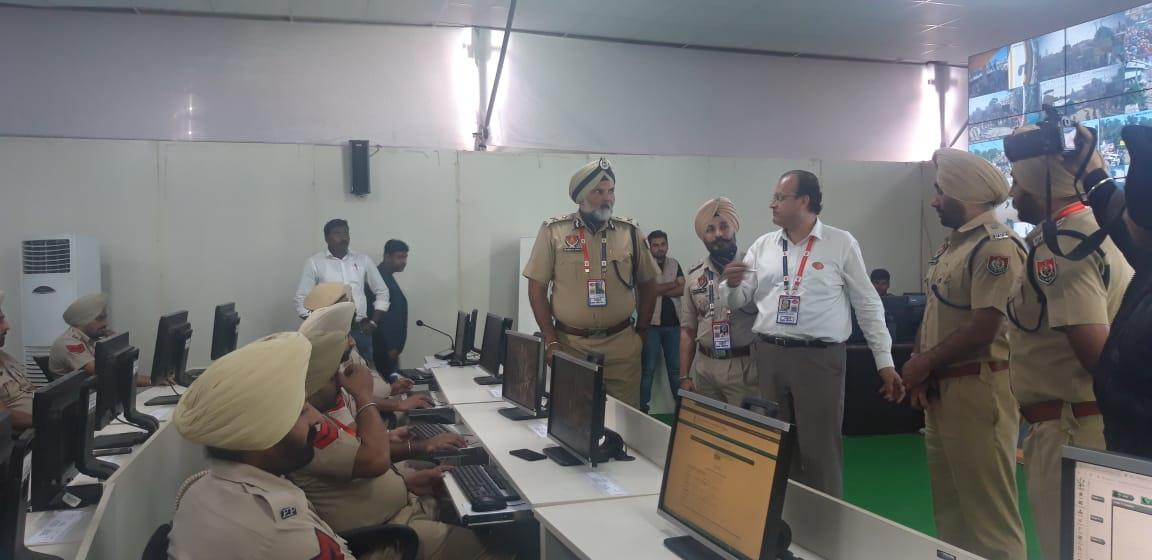 PUNJAB POLICE INTRODUCES SPECIAL APP TO ENSURE 100% ATTENDANCE OF ITS EMPLOYEES POSTED IN SULTANPUR LODH DURING PARKASH PURB CELEBRATIONS