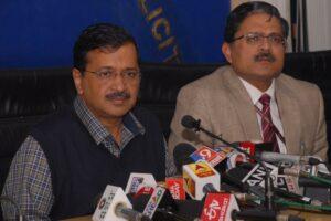 *CM Arvind Kejriwal announces Mukhyamantri Septic Tank Safai Yojana*