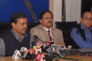 दिल्ली में कच्ची कालोनियों की सेप्टिक टैंक की सफाई कराएगी सरकार