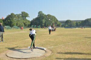 50thGuru Nanak Dev University Inter-College Athletics (M&W) Meet inaugurated