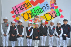 """Four Schools of Innocent HeartsOrganized """"A Day for Kids"""" on Children's day"""