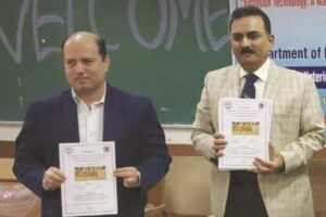 "Workshop on ""Extrusion Technology: A Way Forward to Processing and Nutritional Interventions"" concludes at Vet Varsity"