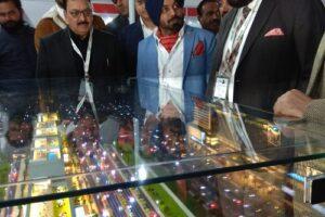 Sarkaria inaugurates 3-Day 'Destination Punjab - Reality Expo'
