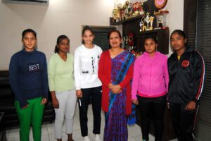 PCM S.D. College for Women gets third position in Boxing