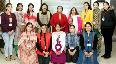 Students of HMV secured Top 20 positions in M.Com Semester-III