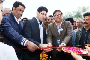 2nd Mayank Sharma Memorial Foundation Badminton Championship begins in Ferozepur