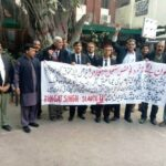Qureshi, Chairman BSMF to fight for students in sedition case in Pak