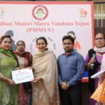 Field functionaries participates in Matru Vandana Saptah-2019