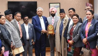 Nepalese delegation visits Punjab Vidhan Sabha to observe parliamentary structure