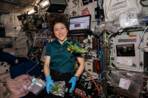 Texas Students to Speak with NASA Astronaut Aboard Space Station