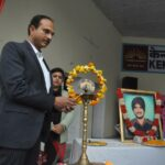 DC CALLS UPON YOUTH TO FOLLOW THE FOOTSTEPS OF MARTYRS