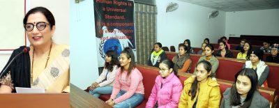KMV Celebrates Human Rights Day