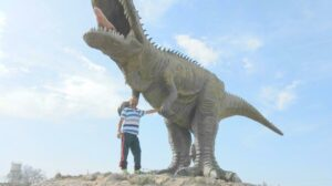 Extinction of dinosaurs in India will shed a light in 36th International Geological Geological Congress as Dr Ritesh Arya