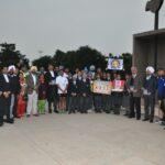 National Legal Services Authority New Delhi and U.T. Chandigarh organize last leg of Marathon