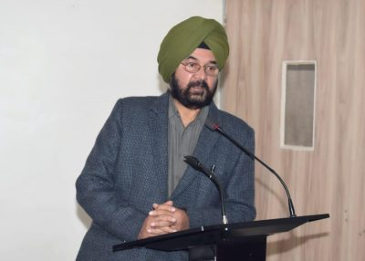 Society to wake up from the deep slumber before it becomes too late to save environment : Vice Chancellor