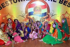 Innocent Hearts Organised Annual Prize Distribution Function with a message of Beti Bachao-Beti Padhao