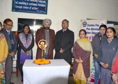 Guru Nanak Dev University organize workshop on 'Design, Develop And Deliver MOOC Course