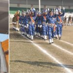 DC AND CP INSPECTS FULL DRESS REHEARSAL OF REPUBLIC DAY