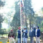 Guru Nanak Dev University Celebrates 71st Republic Day