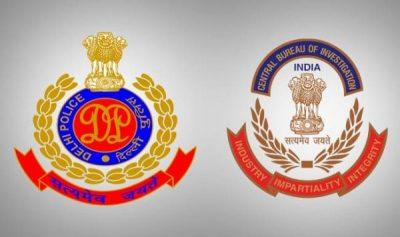 CBI arrests a Sub Inspector Delhi Police accepting bribe Rs 60,000/-