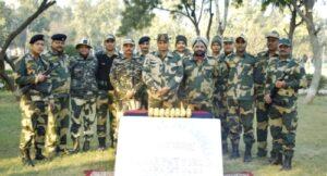 BSF seizes 4 kg heroin in Abohar Sector