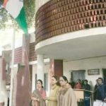 Republic Day Celebrated in Lyallpur Khalsa College for Women, Jalandhar