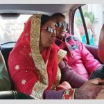 Two visually-impaired ties knot DC convey best wishes