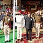 तकनीकी शिक्षा मंत्री ने फिरोजपुर के शहीद भगत सिंह स्टेडियम में आयोजित गणतंत्र दिवस समारोह में फहराया राष्ट्रीय ध्वज