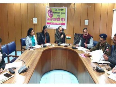 A nationwide NID Pulse Polio campaign is being launched from January 19 to January 21, 2020