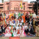 KMV Marks the Celebration of Republic Day with the Flag Hoisting Ceremony