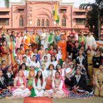 KMV Marks the Celebration of Republic Day with the Flag Hoisting Ceremony