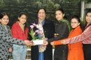 KMV Students Outshine in M.Sc. Fashion Designing Semester II Results