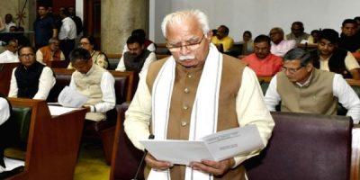 Haryana Vidhan Sabha passes  obituary resolutions