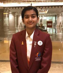 प्रधानमंत्री मोदी ने परीकूल भारद्वाज राष्ट्रीय बाल पुरस्कार 2020 से की ख़ास मुलाक़ात,मिलकर दिया सम्मान