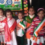 Lawrence International school celebrates Republic day