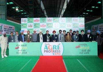 First  Three day Agri India Progress Expo concludes