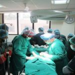 Soft tissue Surgery training for veterinarians concludes
