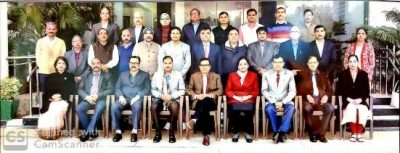 5-days DTS Course for Central and State administrative officers held at Jaipur