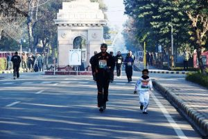 Golden Arrow Division conducts Mini Marathon