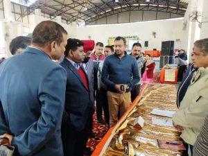 फिरोजपुर मंडल द्वारा सामुदायिक हाल, अमृतसर में दिनांक-22.01.2020 को स्टााफ मेला का आयोजन