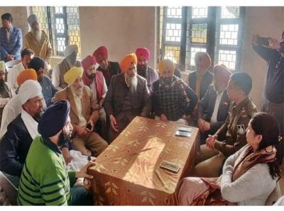 Provide compensation and rehabilitation package to displaced Sikhs