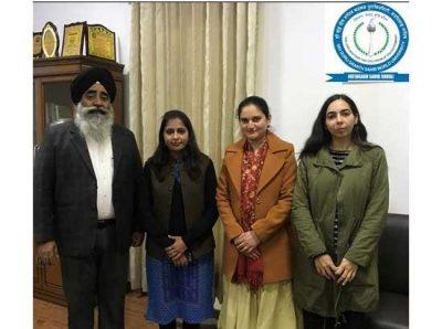 World Univ. students acieves International Level Scholarship